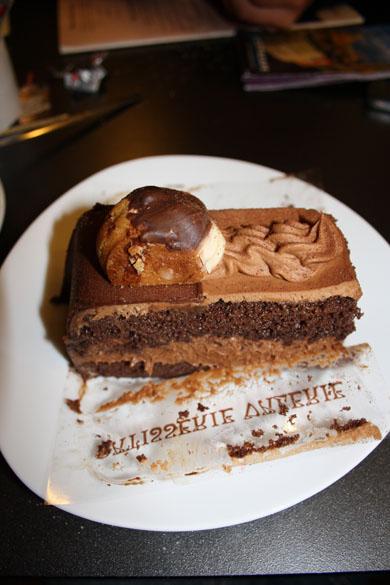 Double Chocolate - Delicioso!